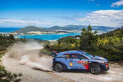 WRC Rally Portugal 2017