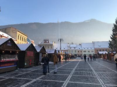 Brașov, Romania (December 2016)