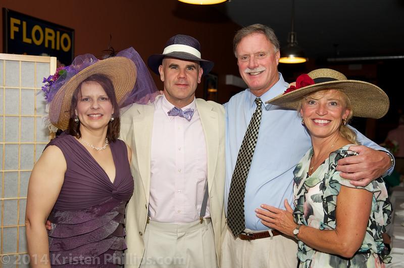 Karen and Jaimie Loggins, Peter Chalk, Sharron Sieleman.jpg