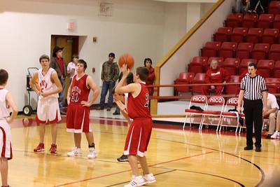 Boys Basketball vs. Hico