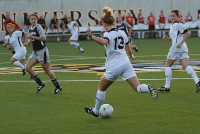 NKU Women's Soccer vs Xavier University