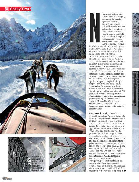 Auto & Fuoristrada   Marzo 2013 - n.3 pagina 58