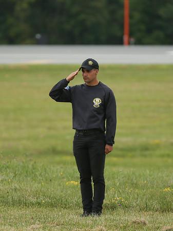 West Point Parachute Team - New York International Air Show 2019