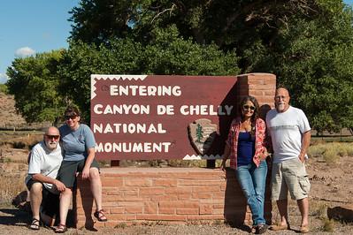 Canyon de Chelly trip