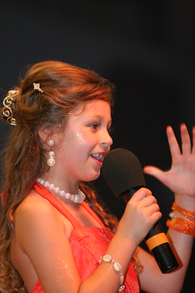 Little Miss Coweta Fall Festival Pageant photo's '08