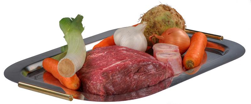 Siedfleisch - Zutaten