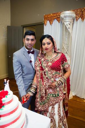 Arfaan weds Kartika