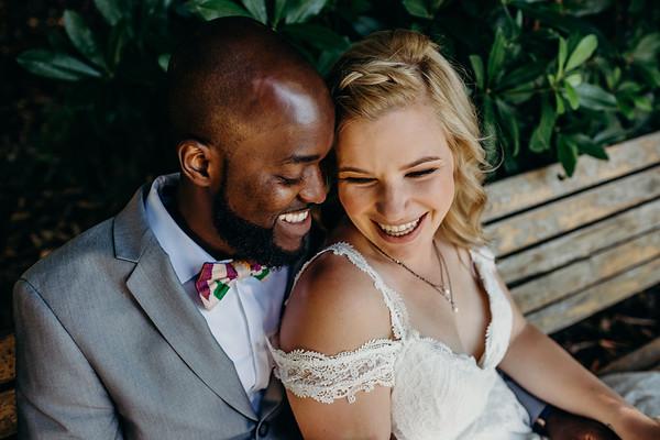 Annie + Anthony's Wedding