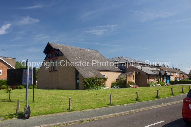 St Michael's Church: Devon Road: Newton