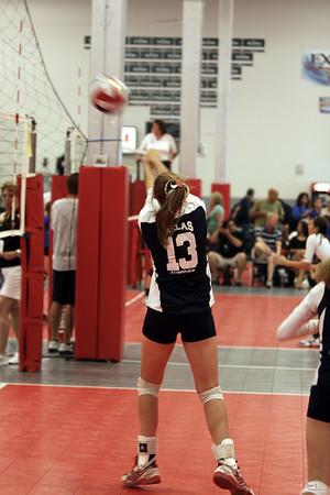 Dallas Juniors 13National NTR Open Regionals Saturday (4/30/2011)