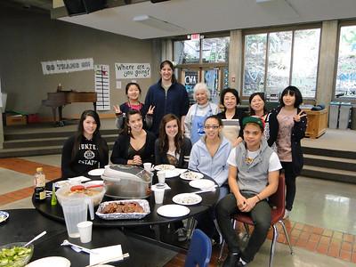Winterim: International Cuisine with Mrs. Kriese!