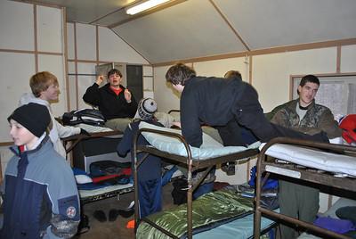 Winter Camp - Broad Creek