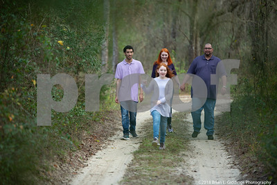 Shaw Family  Proofs