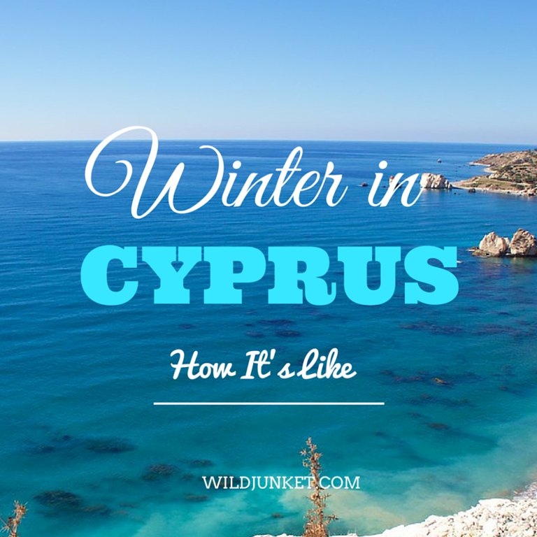 winter in Cyprus