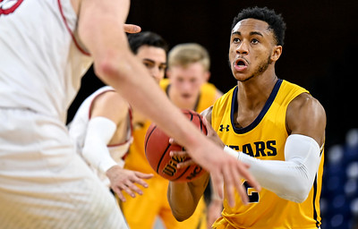 Photos: Northern Colorado Bears mens basketball falls to Eastern Washington at Bank of Colorado Arena, 82-76
