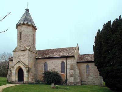 Holy Trinity, Church of England, Lew, OX18 2AZ