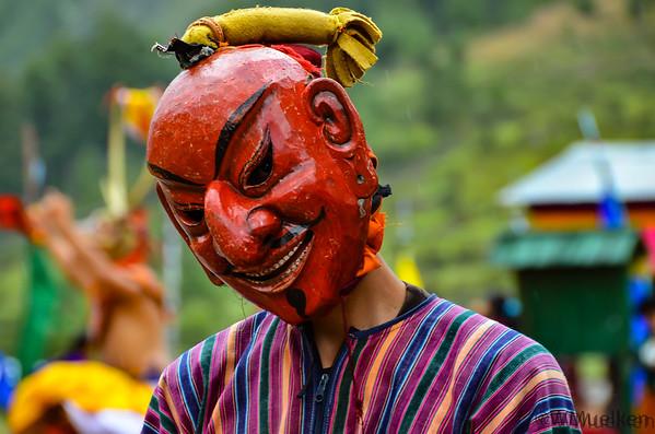 Bhutan September 2013