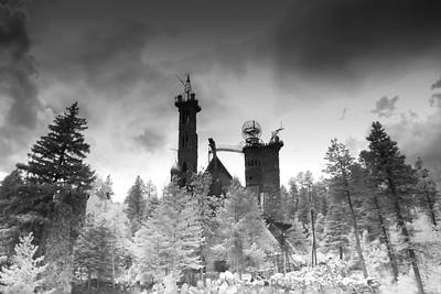 Infrared - Bishops Castle Colorado - 2015