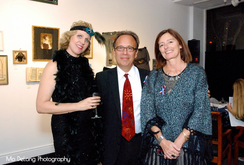 Elizabeth Setten and Marc and Christine Rossano.jpg