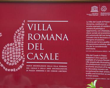 Day 5 Villa Romana Del Casale & Gigliotta