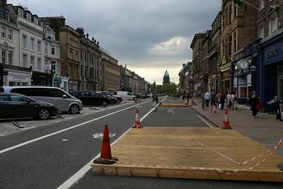 George Street long term closure 'experiment'