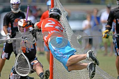 3/11/2012 - Championship Game - Dade Lacrosse vs. Ft. Lauderdale Flamingos - Seacrest Soccer Complex, Delray Beach, FL