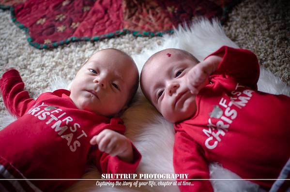 Twin Boys Staraitis