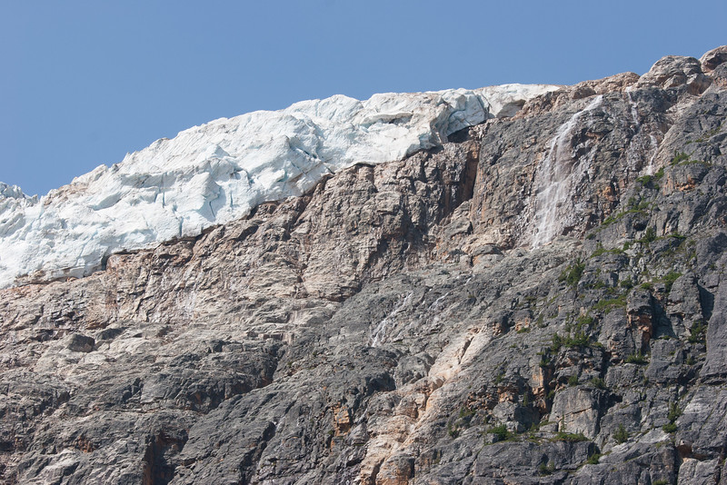 The Other Wing of Angel Glacier