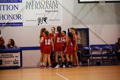 SLE Girls Basketball 12-13-17