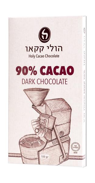 Holy 90% Cacao Dark Chocolate 100gr.jpg