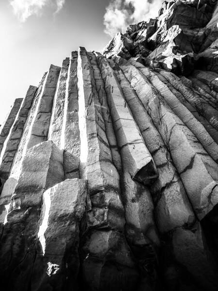 Vik Wall     Black & White Photography by Wayne Heim