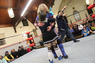 Northeast Championship Wrestling Saturday Night November 9, 2019