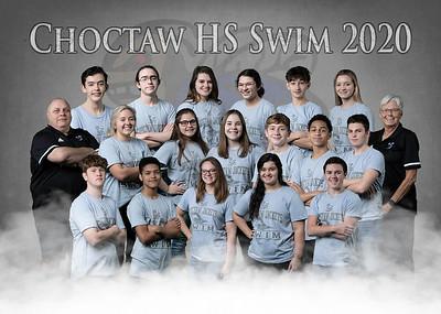 CHS Swim 2020