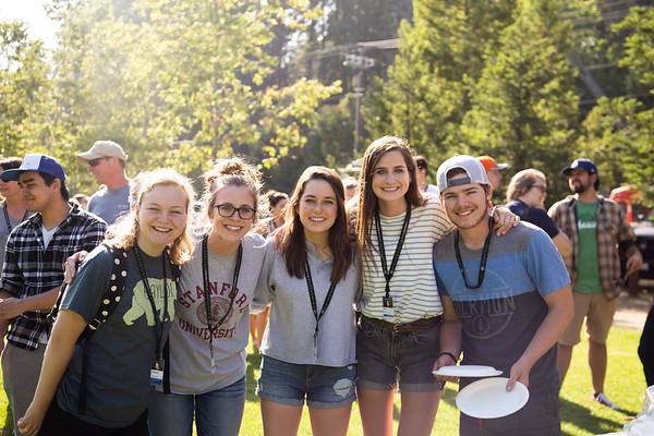 2018 Redwood Camp
