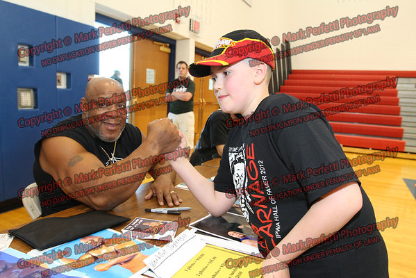 Pro Wrestling Event @ Broadalbin-Perth High School 5-18-2012
