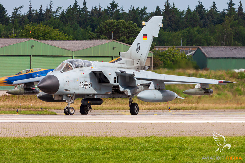 Germany - Air Force / Panavia Tornado IDS - 45+57