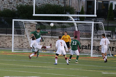 St John Fisher v Keuka College Mens Soccer 9 18 13