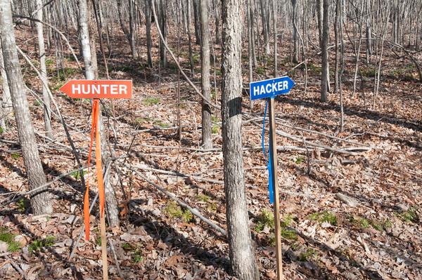 DRHC Hunter Pace 4-6-2014