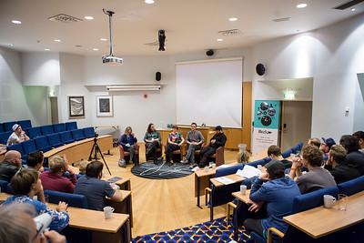 Paneldebatt - musikkbransjen om 10 år