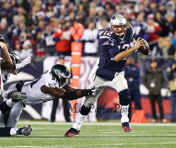 2015-12-6 Patriots vs Eagles @ Gillette