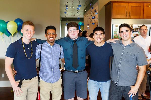 Michael's Grad Party 2016