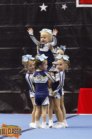 CheerForce WolfPack Tidal Wave - Tiny 1