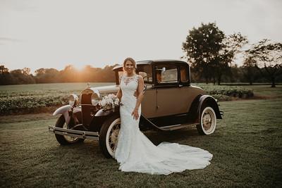 Megan Spurlock Bridal