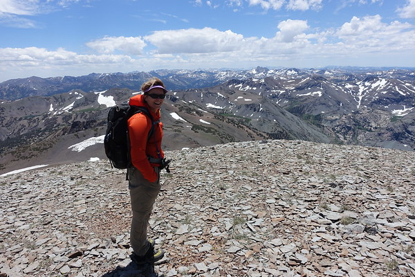 Leavitt Peak (11,572) - Jul 7, 2018