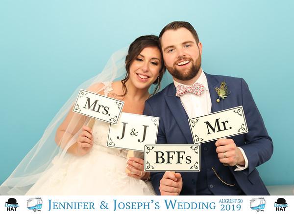 Jennifer & Joseph's Wedding