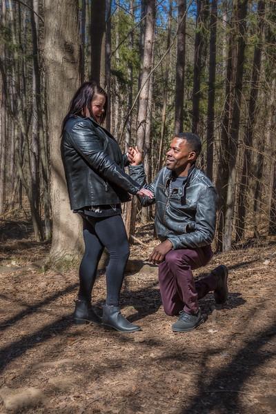 Amanda & Sean's Engagement
