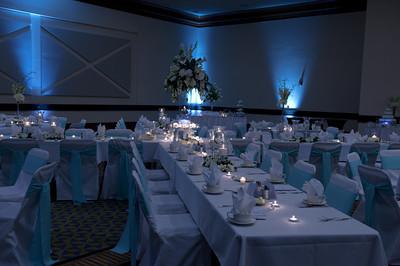 Delonda & Terry Wedding - Details