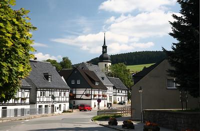 Erzgebirge Germany - Sosa