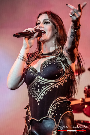 Nightwish (FIN) @ Lotto Arena - Antwerp/Amberes - Belgium/Bélgica