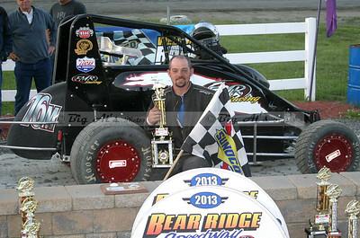Bear Ridge Speedway-06/15/13-Jiffy Mart of Bradford night